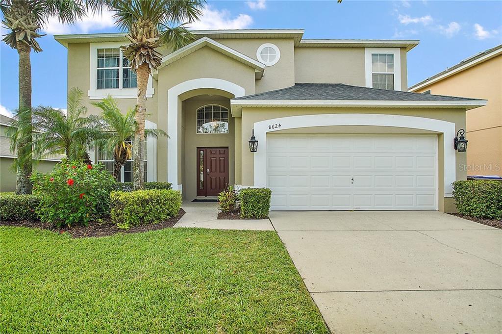 8624 LA ISLA DRIVE Property Photo - KISSIMMEE, FL real estate listing