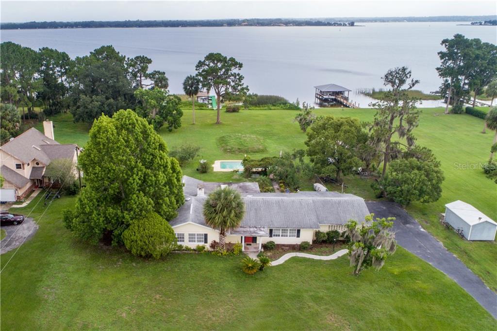 16207 E SHIRLEY SHORES RD Property Photo - TAVARES, FL real estate listing