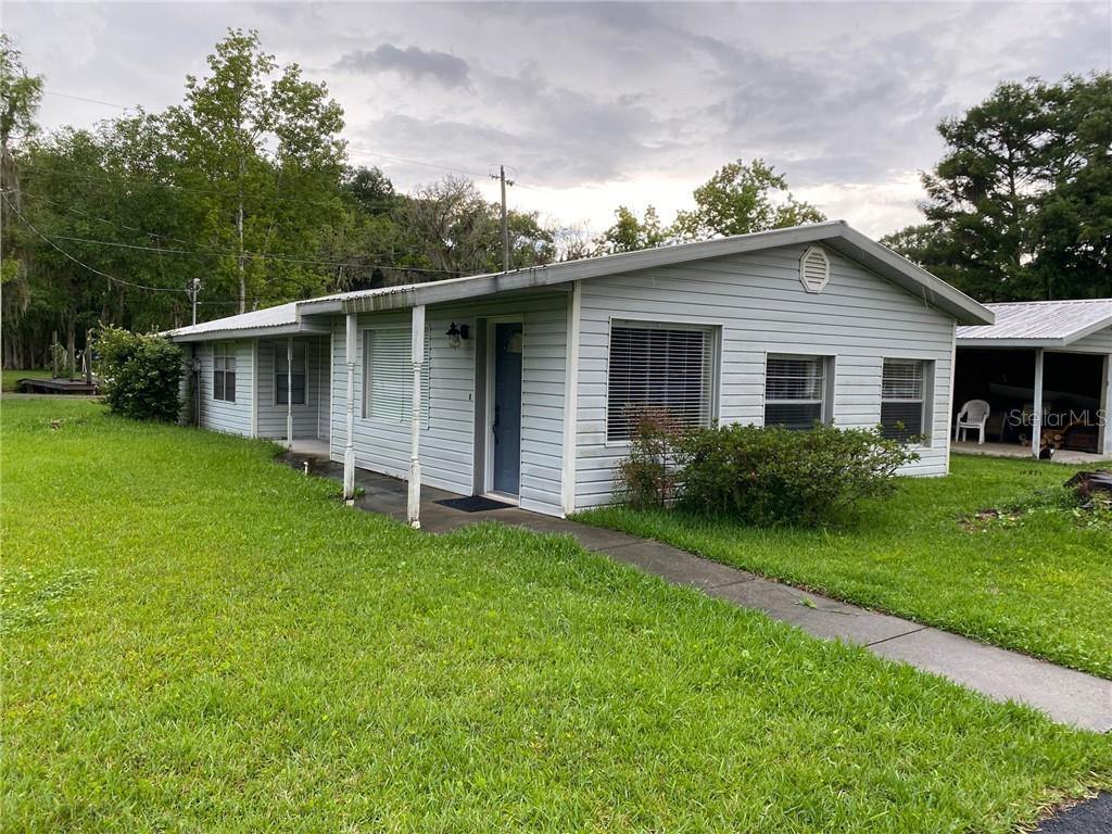 25115 OLD RIVER LANE Property Photo - ASTOR, FL real estate listing
