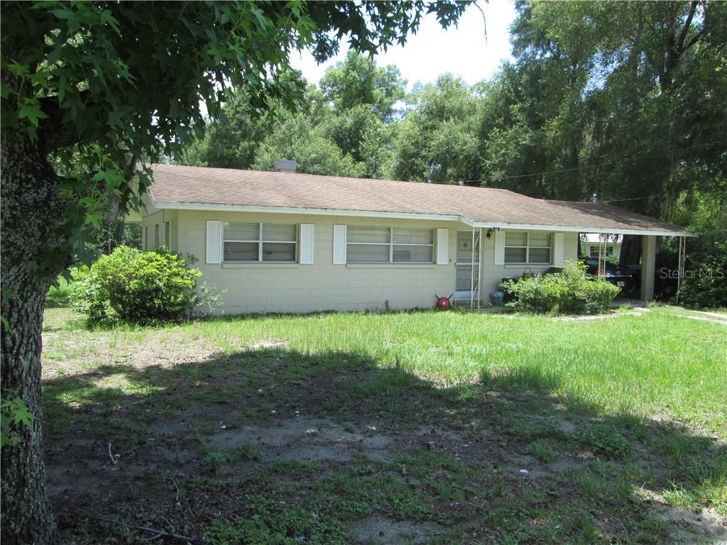 2102 E WARM SPRINGS AVE Property Photo - COLEMAN, FL real estate listing