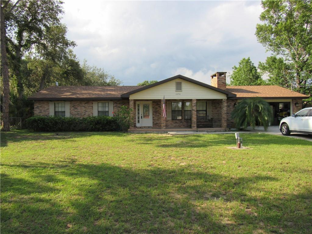10741 CLAIRE DRIVE Property Photo - LEESBURG, FL real estate listing