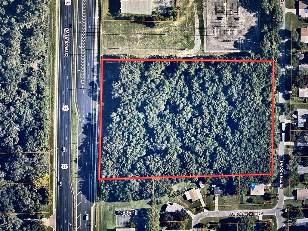 US HWY 27/441 & SHADOW HILL DRIVE Property Photo - FRUITLAND PARK, FL real estate listing
