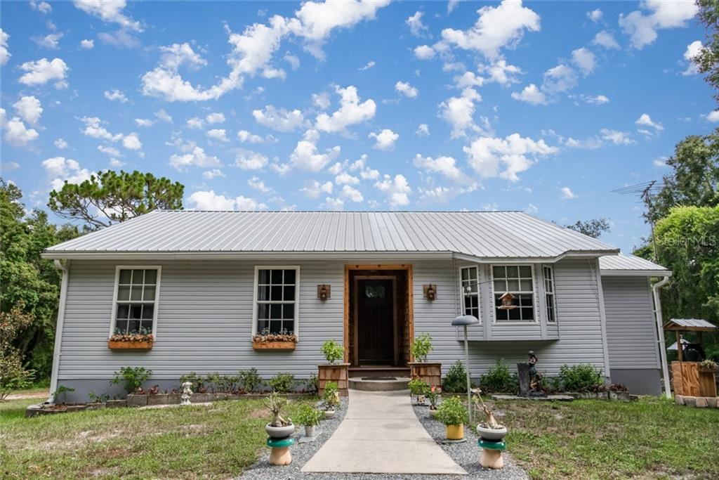 4455 CR 656 Property Photo - WEBSTER, FL real estate listing