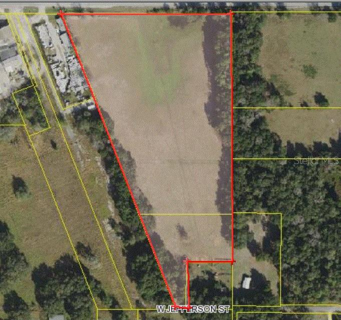 Hwy 48 HWY 48 Property Photo - CENTER HILL, FL real estate listing