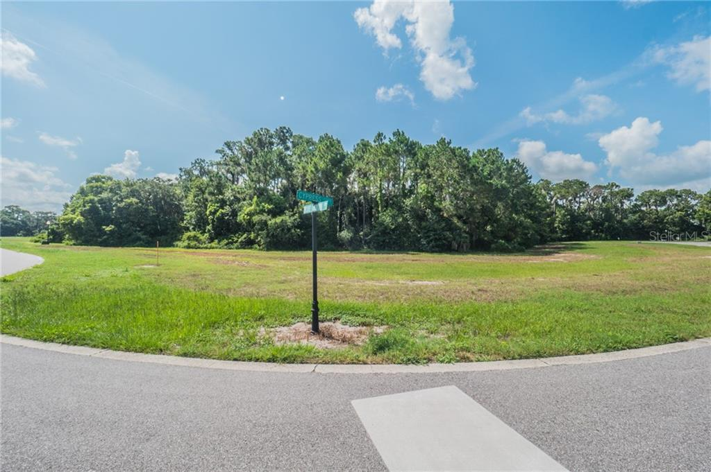 Section I Lot 27 CYPRESS POINTE Property Photo