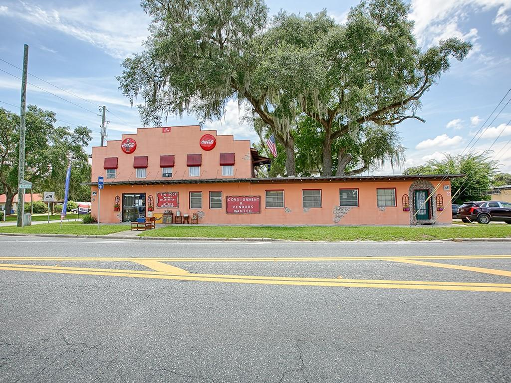 15 S MARKET BOULEVARD Property Photo - WEBSTER, FL real estate listing