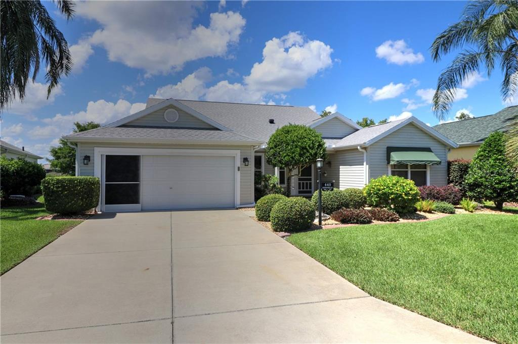 440 CARRERA DRIVE Property Photo - THE VILLAGES, FL real estate listing