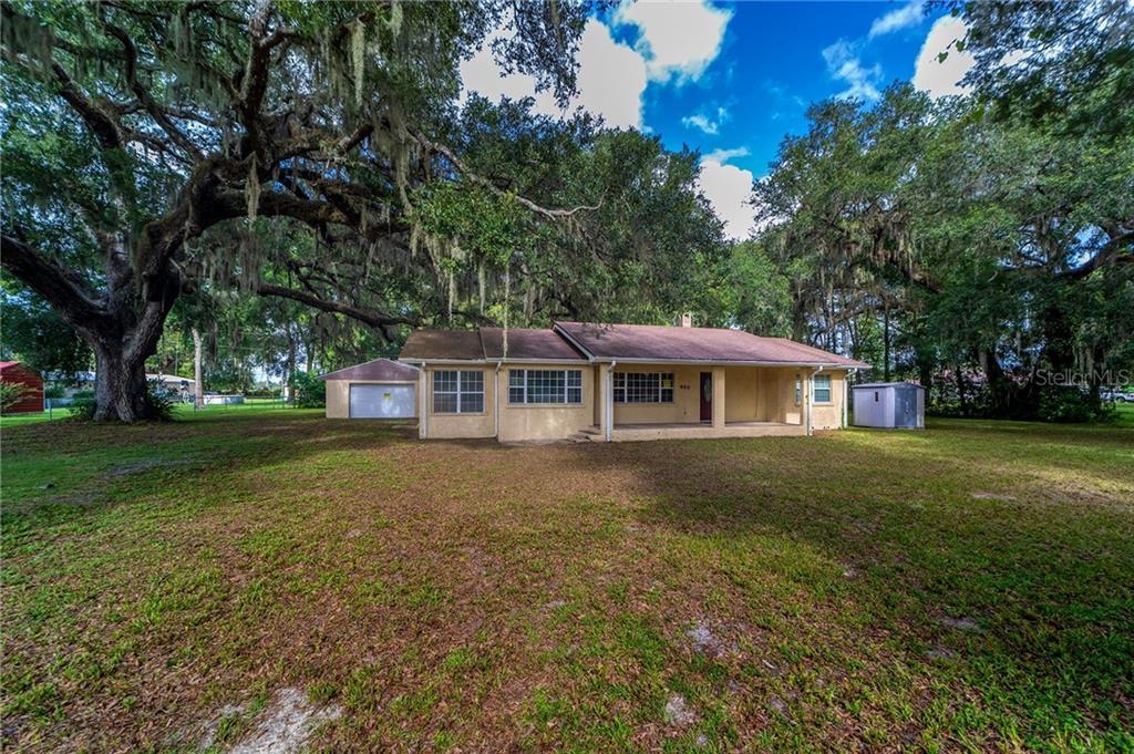 950 SR 471 Property Photo - SUMTERVILLE, FL real estate listing