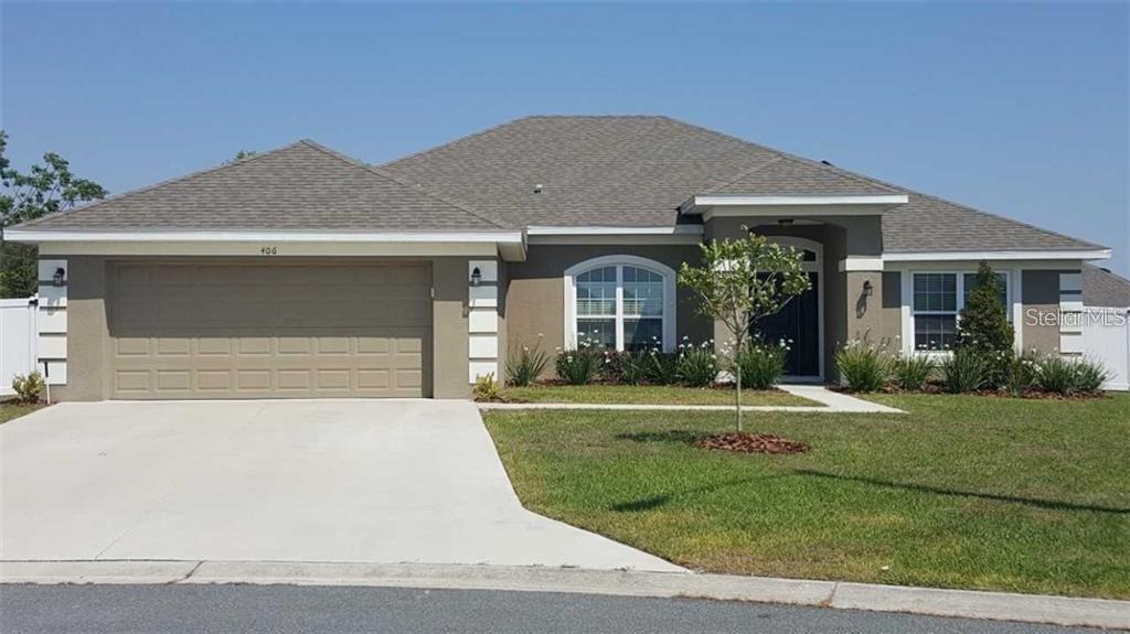 601 BIDWELL STREET Property Photo - FRUITLAND PARK, FL real estate listing