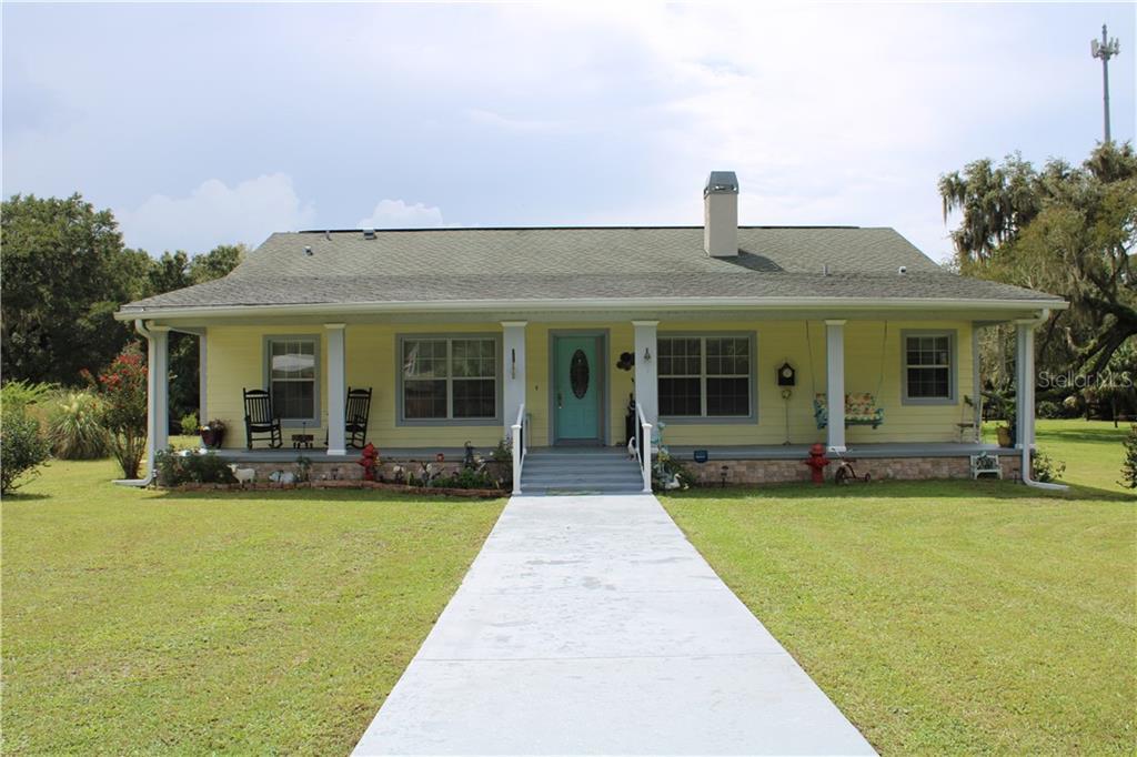 2300 N C 470 Property Photo - LAKE PANASOFFKEE, FL real estate listing