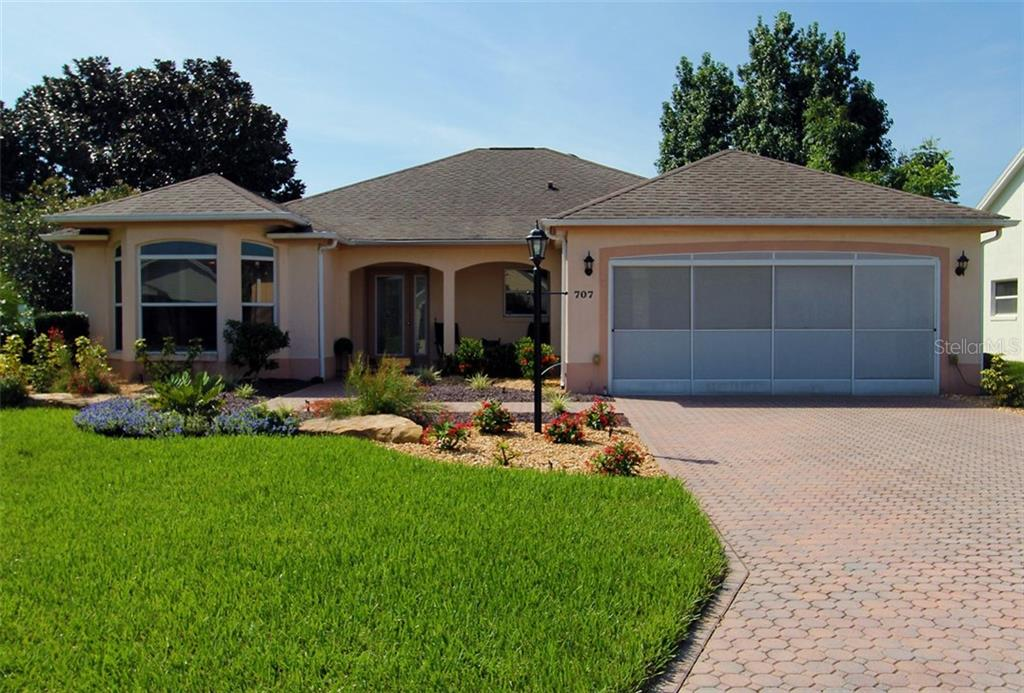 707 PALMA DRIVE Property Photo - THE VILLAGES, FL real estate listing