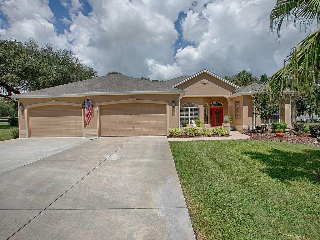 16 HICKORY HEAD HAMMOCK Property Photo - THE VILLAGES, FL real estate listing