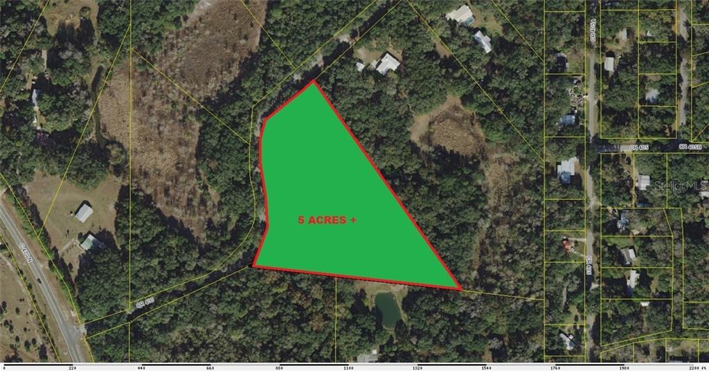 000 CR 400 Property Photo - LAKE PANASOFFKEE, FL real estate listing