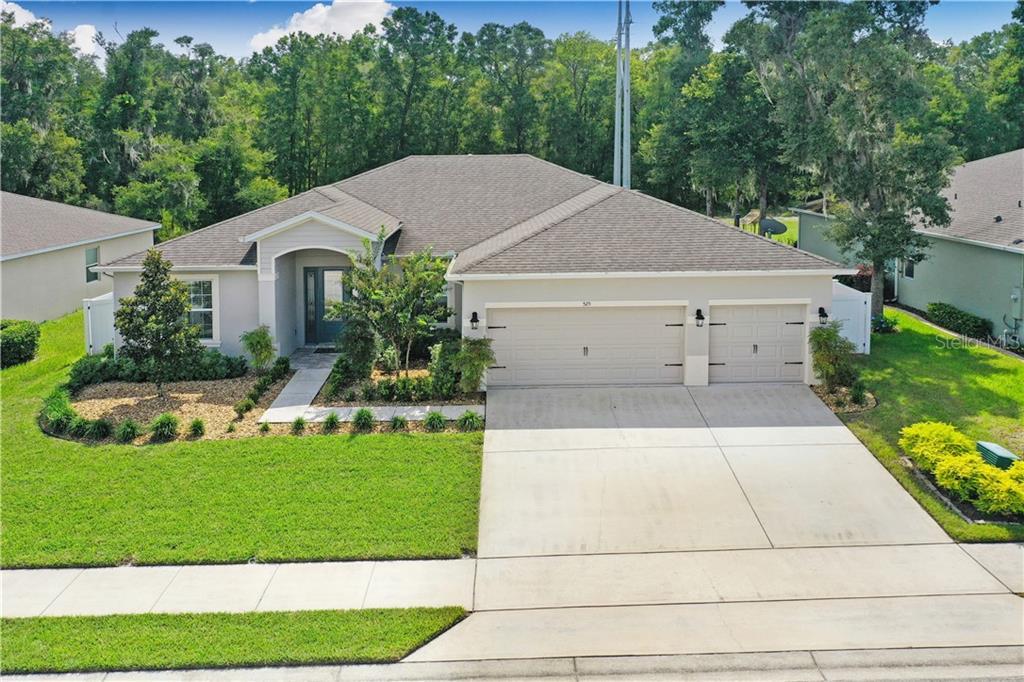 525 MORGAN WOOD DRIVE Property Photo - DELAND, FL real estate listing
