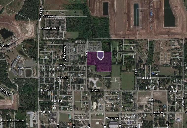 12TH STREET Property Photo - WIMAUMA, FL real estate listing