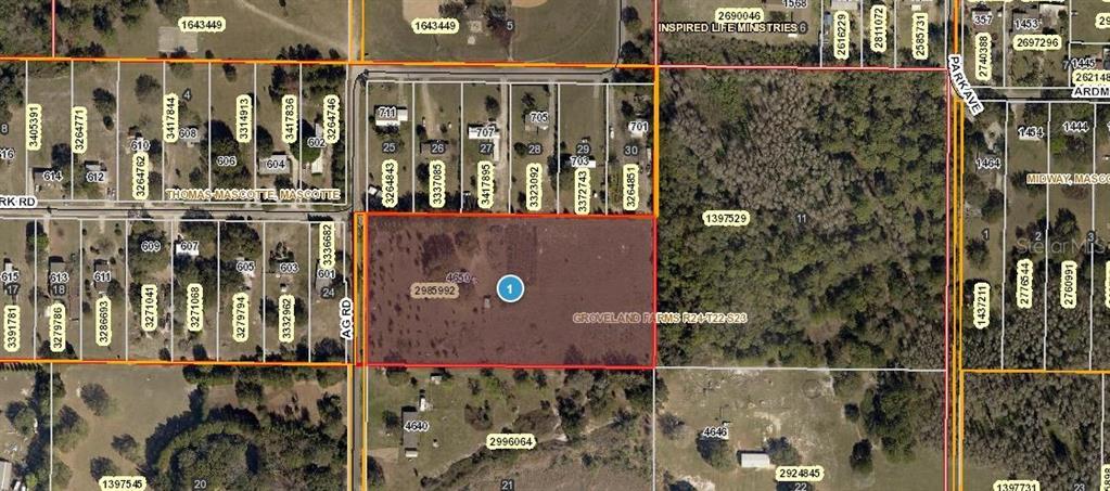4650 AG ROAD Property Photo - GROVELAND, FL real estate listing