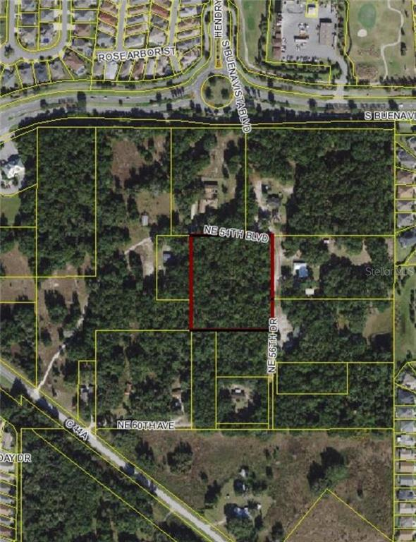 TBD NE 56TH DRIVE Property Photo - WILDWOOD, FL real estate listing