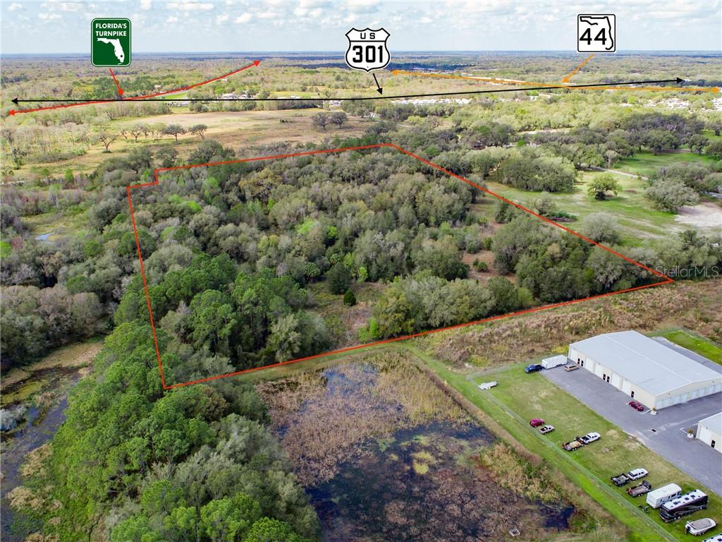 000 COUNTY ROAD 181 Property Photo - WILDWOOD, FL real estate listing