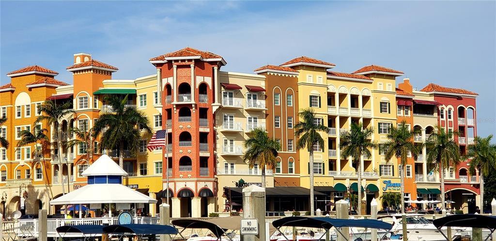 451 BAYFRONT PLACE #5307 Property Photo - NAPLES, FL real estate listing