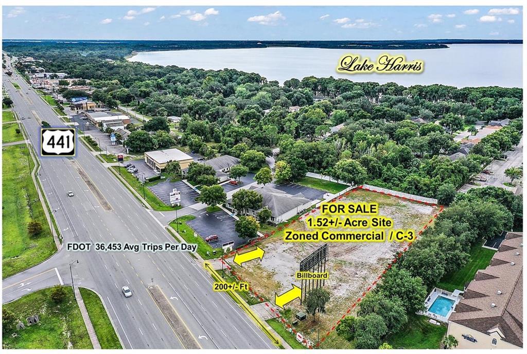 9726 US HIGHWAY 441 Property Photo - LEESBURG, FL real estate listing