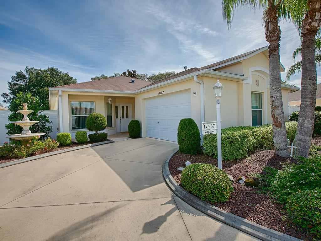 17487 SE 84TH FOXGROVE AVENUE Property Photo - THE VILLAGES, FL real estate listing