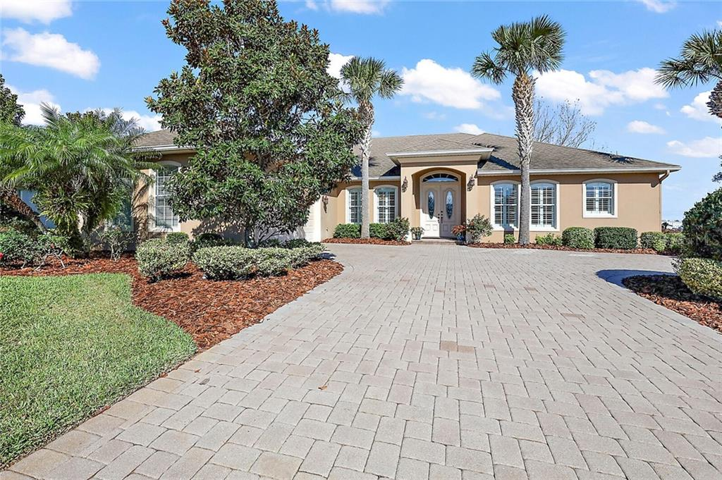 13621 SAND BLUFF LANE Property Photo - GRAND ISLAND, FL real estate listing