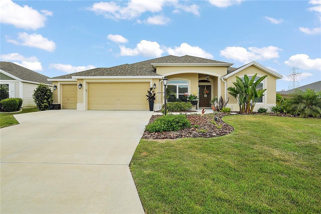 3283 WISE WAY Property Photo - THE VILLAGES, FL real estate listing