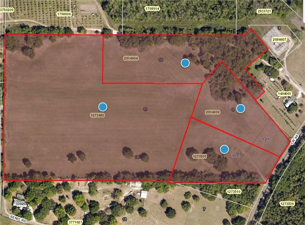 8711 COUNTY ROAD 44 Property Photo - LEESBURG, FL real estate listing