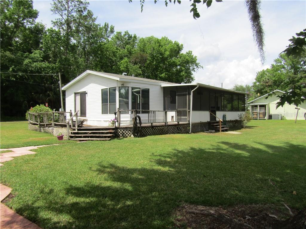 56424 CHERRY TREE ROAD Property Photo - ASTOR, FL real estate listing