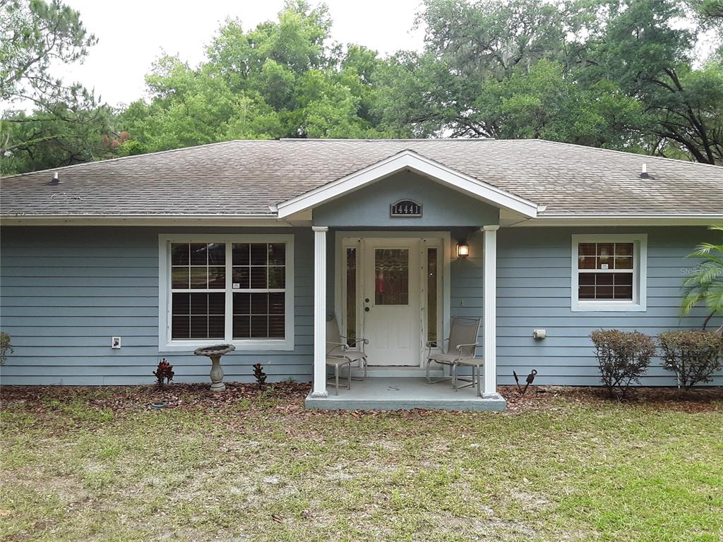14441 SE 151ST PLACE ROAD Property Photo - WEIRSDALE, FL real estate listing