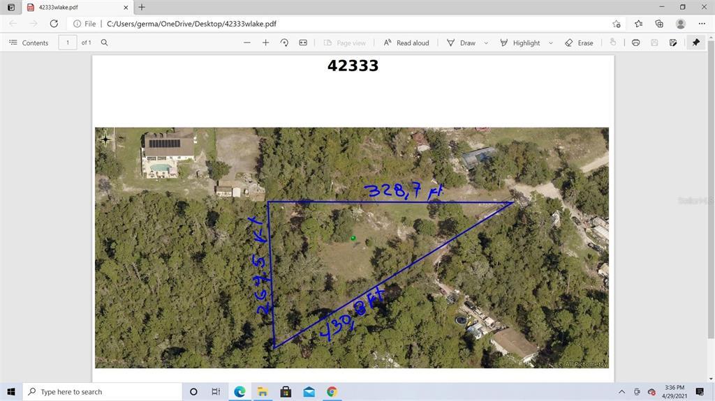 42333 W Lake Road Property Photo