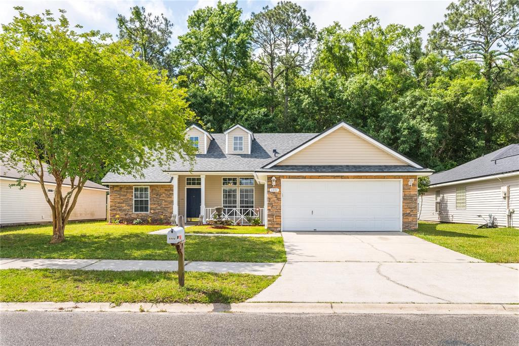 6444 HANNAH STABLES DRIVE Property Photo - JACKSONVILLE, FL real estate listing