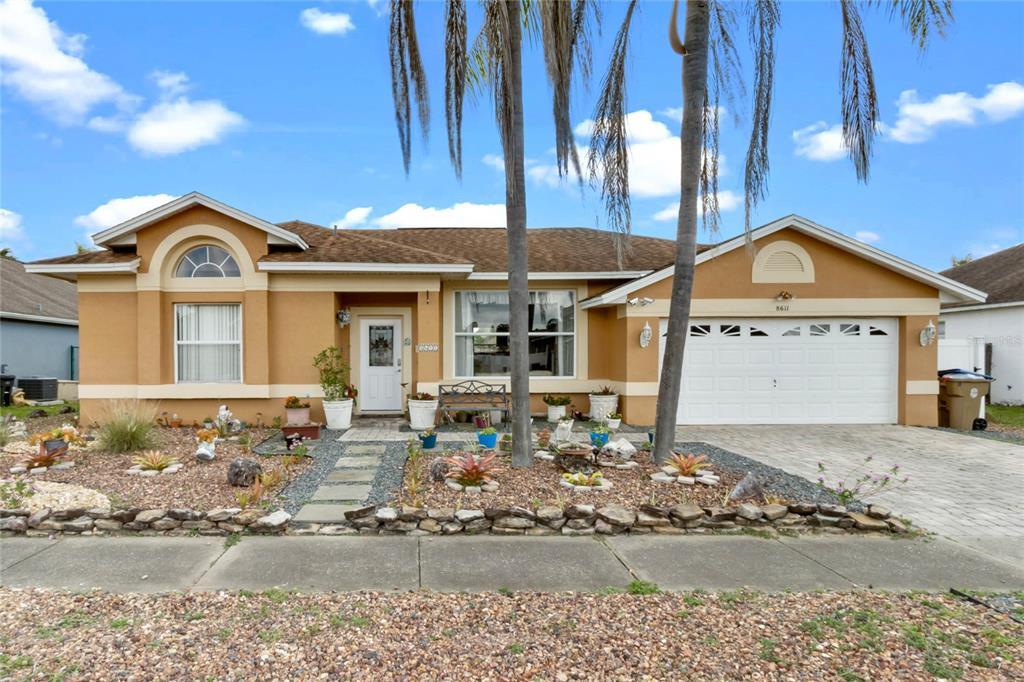 8611 CAVENDISH DRIVE Property Photo - KISSIMMEE, FL real estate listing