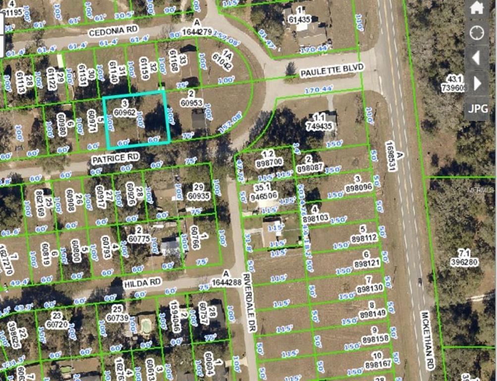 33167 PATRICE ROAD Property Photo