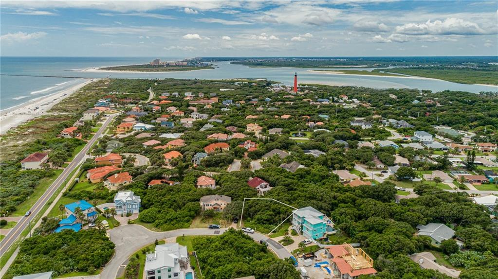 16 MAR AZUL S Property Photo - PONCE INLET, FL real estate listing