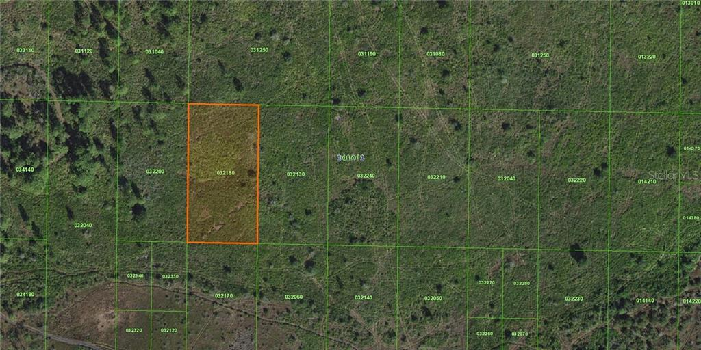 Inaccessible River Ranch Lot Property Photo