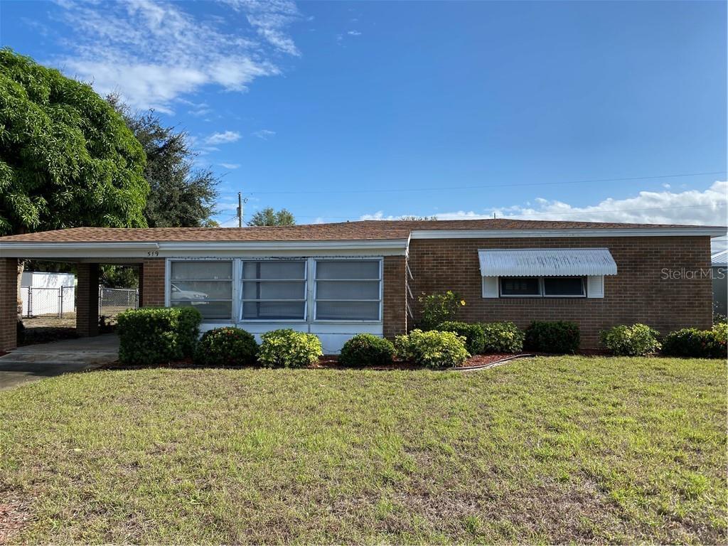519 RAYMOND AVE Property Photo - FROSTPROOF, FL real estate listing