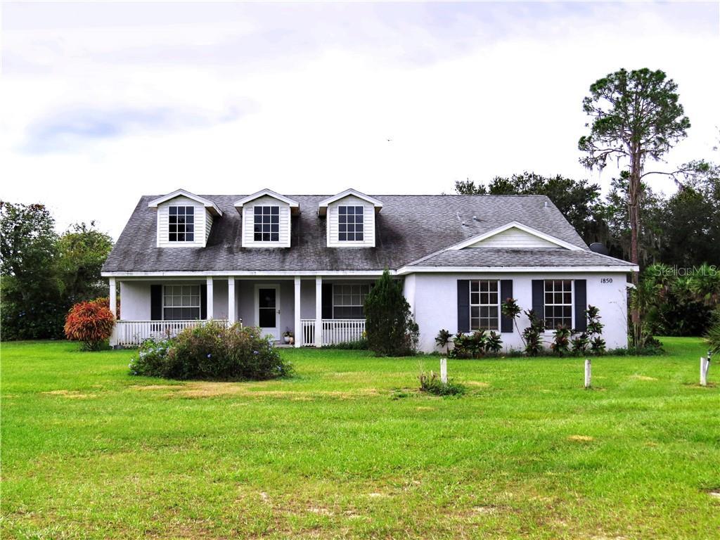 1850 S LAKE REEDY BOULEVARD Property Photo - FROSTPROOF, FL real estate listing