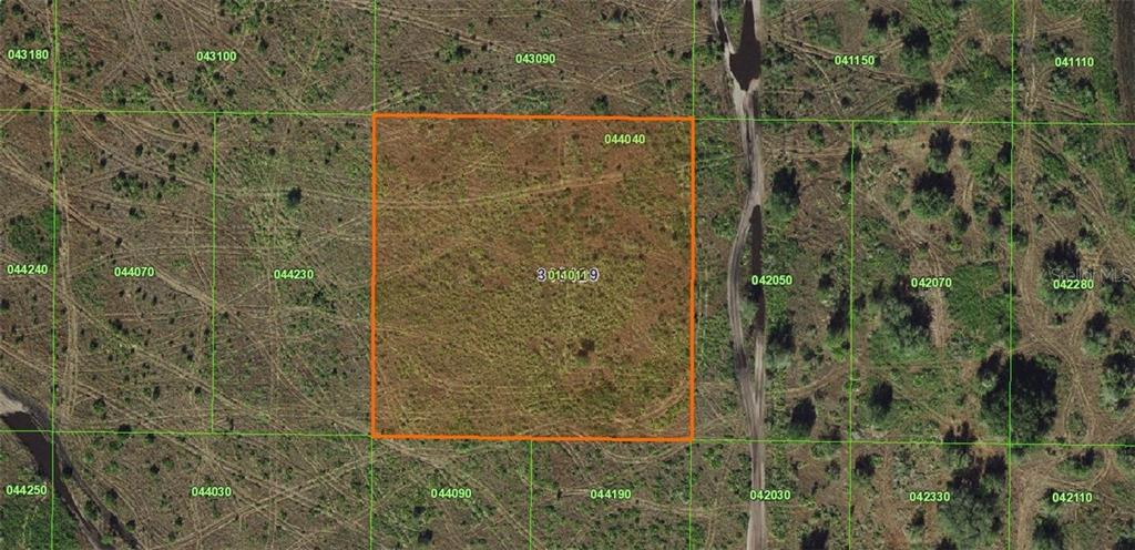 Inaccessible Tracts Of River Ranch Property Photo