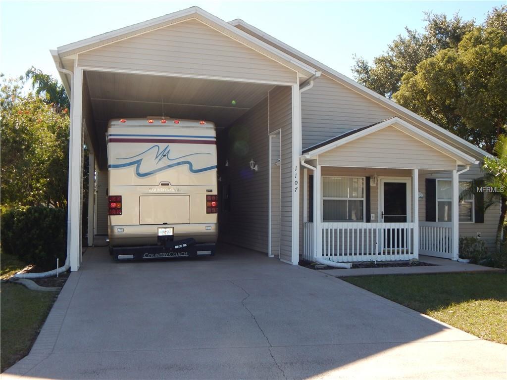 1107 CARAVAN LOOP Property Photo - POLK CITY, FL real estate listing