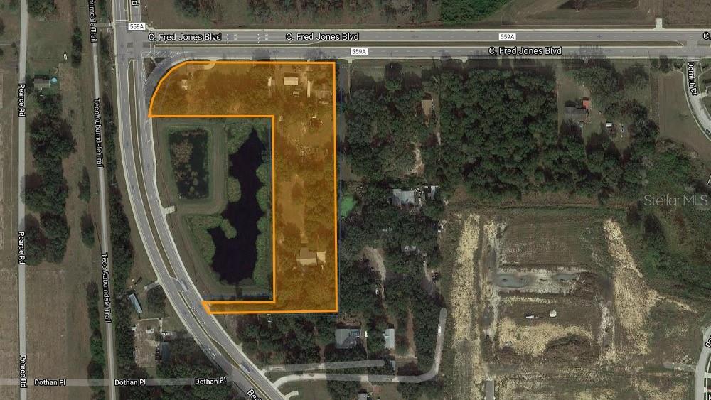 691 C FRED JONES BOULEVARD Property Photo - AUBURNDALE, FL real estate listing