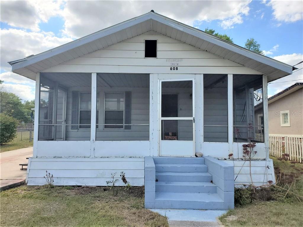 608 OAK ST Property Photo - AUBURNDALE, FL real estate listing