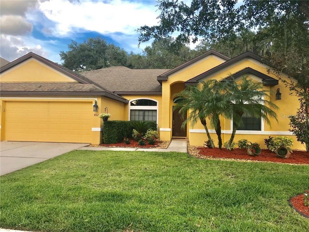432 OAKLANDING BOULEVARD Property Photo - MULBERRY, FL real estate listing