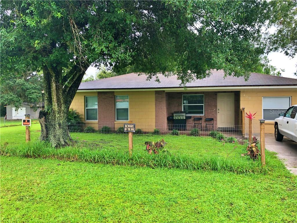 409 PINEAPPLE ST W Property Photo - BOWLING GREEN, FL real estate listing