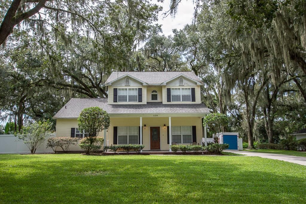 1134 LONGWOOD OAKS BOULEVARD Property Photo - LAKELAND, FL real estate listing