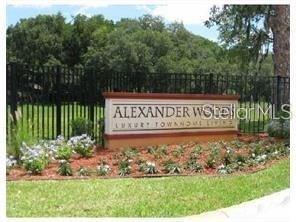 Alexander Woods Twnhms Real Estate Listings Main Image