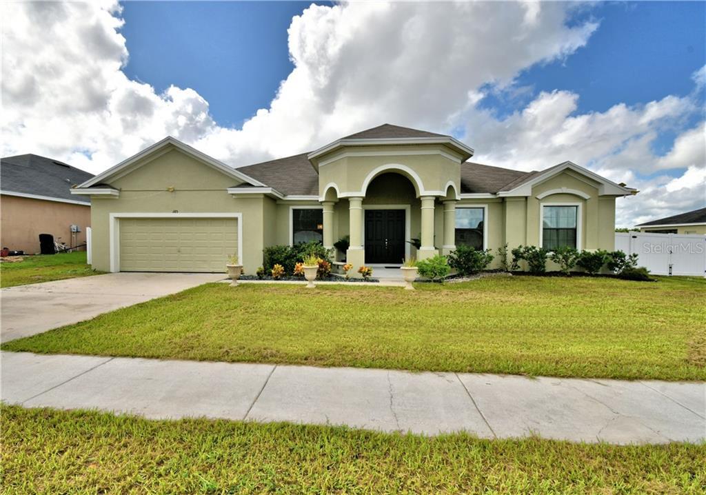 185 8TH STREET Property Photo - LAKE HAMILTON, FL real estate listing
