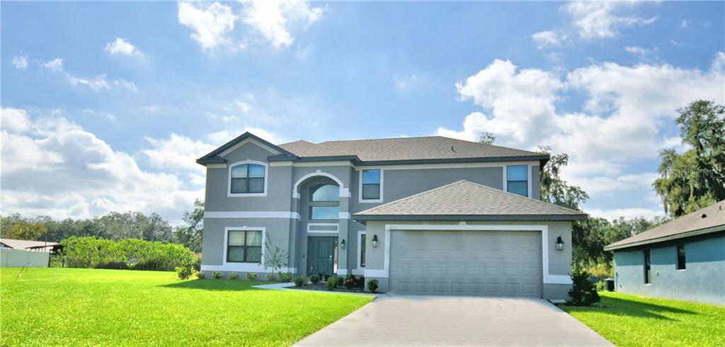 128 HERITAGE PARK LANE Property Photo - MULBERRY, FL real estate listing