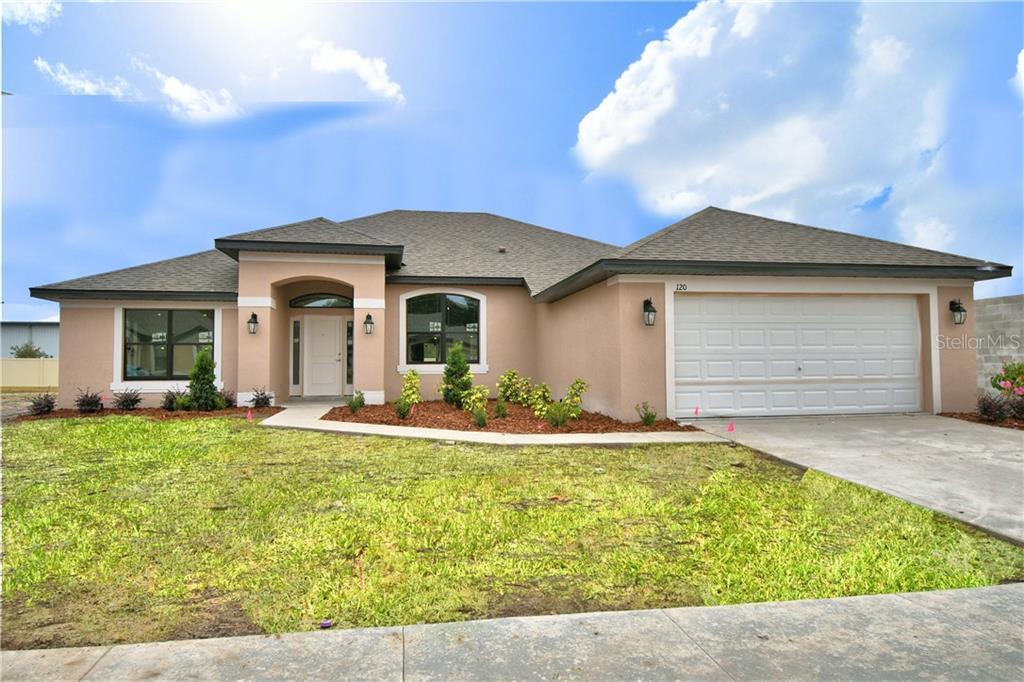 108 HERITAGE PARK LANE Property Photo - MULBERRY, FL real estate listing