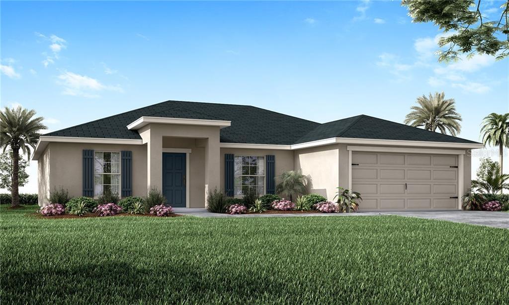 905 FIRST DRIVE Property Photo - EAGLE LAKE, FL real estate listing